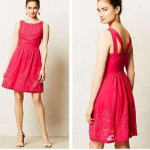 NWT! ANTHROPOLOGIE Moulinette Soeurs Lace Dress